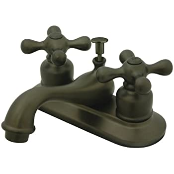 Kingston Brass Kb605ax 4 Inch Centerset Lavatory Faucet