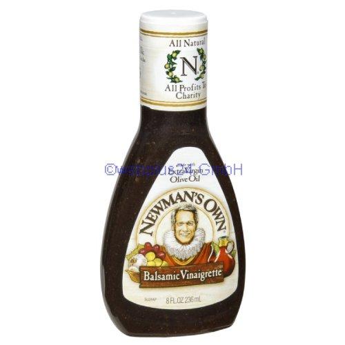 Newmans Own 36277 Newmans Own Balsamic Vinaigrette Dressing - 12x8 Oz