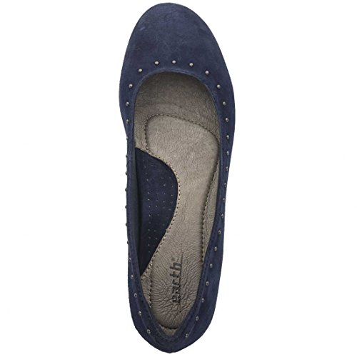 popular for sale free shipping best Earth Anthem Women's Slip On Navy Suede outlet largest supplier free shipping many kinds of sePYQ0FA
