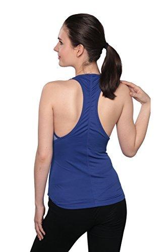 New Balance activo Tye, de colorantes Burnout Yoga tanques Uva