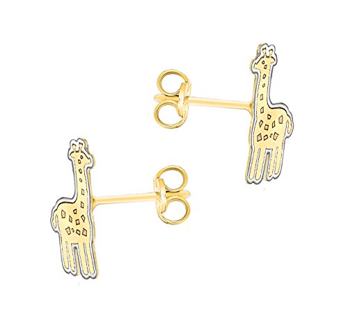Carissima Gold - Boucles d'oreilles - Or 2 couleurs - 2.55.7659
