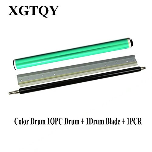 - XGTQY NPG-45/GPR30/C-EXV28 Color OPC Drum + Charge Roller PCR + Blade for Canon IRC5045/5051/5250/5255 Printer Cartridge