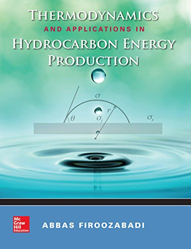 Thermodynamics and applications of hydrocarbon energy production thermodynamics and applications of hydrocarbon energy production por firoozabadi abbas fandeluxe Choice Image