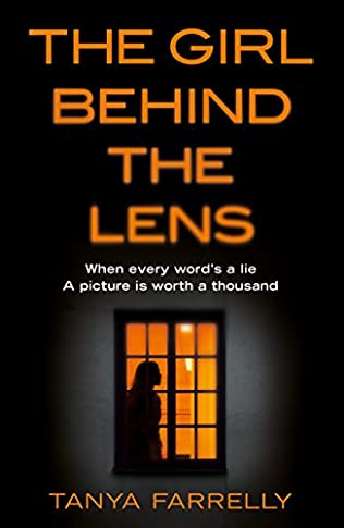 book cover of The Girl Behind the Lens