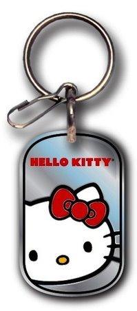 hello kitty car key chain - 5