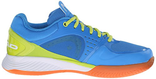 outlet locations cheap price comfortable cheap price HEAD Men's Sprint Pro Indoor Shoe Blue/Lime new arrival sale online outlet cheap price clearance explore kPs9hhYfwi