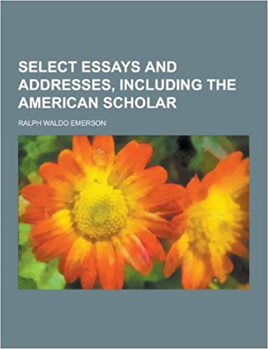 The Yellow Wallpaper Critical Essay Select Essays And Addresses Including The American Scholar English Short Essays also My Mother Essay In English Amazoncom Select Essays And Addresses Including The American  My English Class Essay