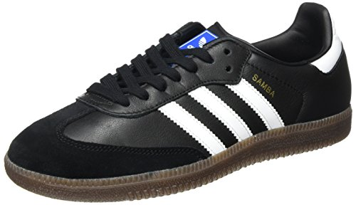 Herren Chaussures Adidas Gum5 Originaux De Ftwr Samba Blanc noyau Schwarz Noir fqw7Ed5