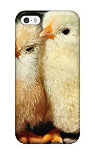 Hard Plastic Iphone 5/5s Case Back Cover,hot Adorable Chicks Cute Animal Other Case At Perfect Diy