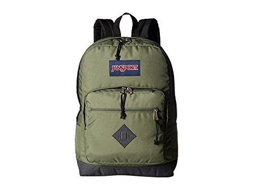 JanSport City Scout Laptop Backpack (Muted Green)