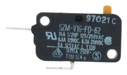 GE WB24X830 Monitor Switch for Microwave ()