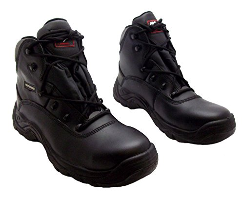 AirSafe As-c4, Stivali uomo Nero nero