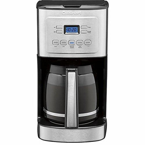 Cuisinart Coffee Maker bonus pack: Cuisinart Elite 14-Cup Programmable Coffeemaker + Prestee 50 ...