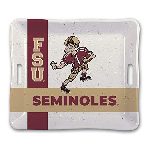 (Florida State University Heavy Weight Melamine Tray)