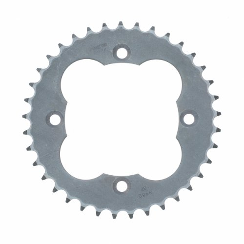 (Sunstar 2-346538 38-Teeth 520 Chain Size Rear Steel Sprocket)
