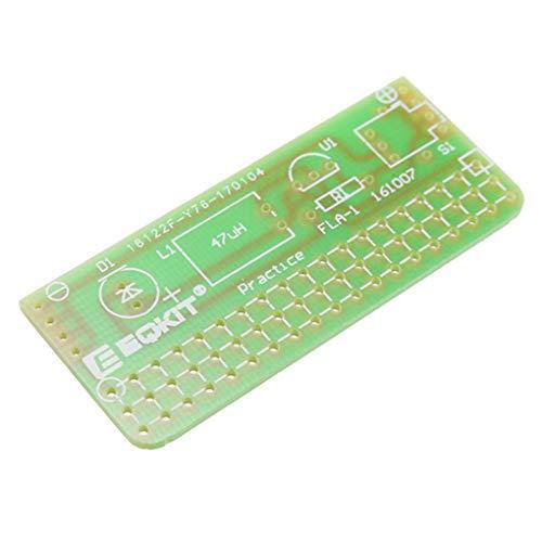 Yongse DIY FLA-1 Simple Flashlight Circuit Board Electronic Kit by Yongse (Image #5)