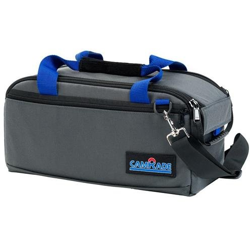 camRade CB-Single Small ''Cambag'' Carring Case for Professional Camcorders Up To 15.4'' in Length by CamRade