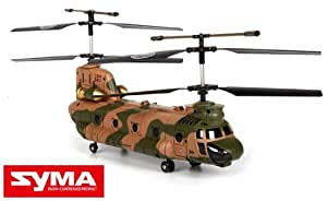 Syma GYRO S34 Chinook 2.4GHz Electric RTF RC Helicopter