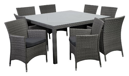 Atlantic-9-Piece-Grand-New-Liberty-Deluxe-Square-Wicker-Dining-Set-Grey-Cushions
