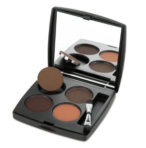 Coastal Scents Brow Palette Eyebrow Kit by Coastal Scents (Coastal Scents Hot Pot Palette compare prices)