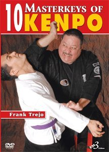 Frank Trejo 10 Master Keys of Kenpo - Paul Frank Price