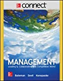 img - for Connect 1-Semester Online Access for Management book / textbook / text book