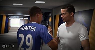 FIFA 18 Ronaldo Pre-Order Edition - Xbox One [Importación inglesa ...