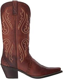 ARIAT Women's Heritage Western X Toe Boot