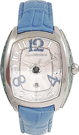 CHRONOTECH Damen Armbanduhr CRYSTAL ON SIDE CT.7998L-01