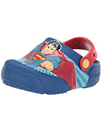 Kids' Boys and Girls Superman Light Up Clog