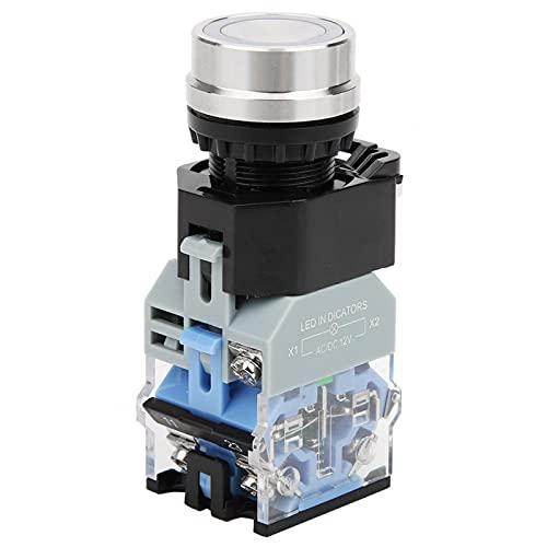 22mm Industriële Zelfsluitende Reset AC/DC12V Knoop voor Noodsituatiecontrole voor Industriële Controle…