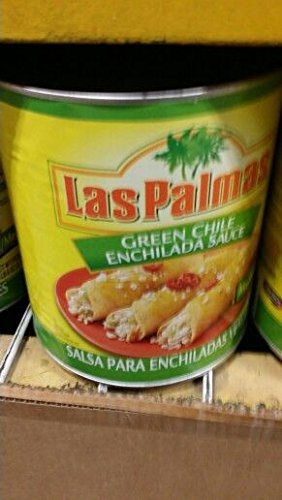 Las Palmas Green Enchilada Sauce 102 Oz (2 Pack)