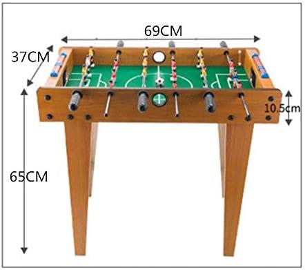 Mesa de futbolín Portátil de mano de recreo de fútbol tabla de ...