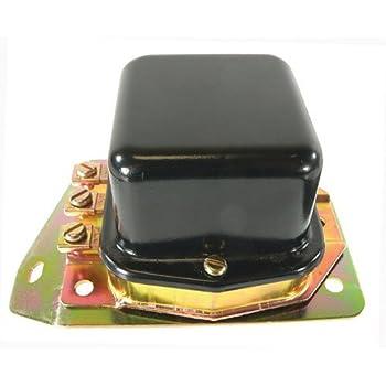 all states ag parts voltage regulator - 6 volt - 3 terminal - w/mounting  bracket ford 8n 8n10505b