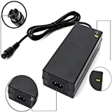 Wyness 42V 2A Battery Charger 3-Prong Inline