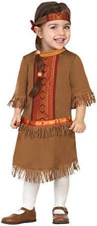 Atosa-27696 Disfraz India, color marrón, 6 a 12 meses (27696 ...