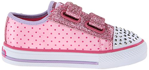 Fille Pretty Shuffles Mode Baskets Rose Pkhp Skechers Blossoms pink aq7vnxX