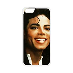 iPhone 6 Plus 5.5 Inch Cell Phone Case White jackson CHO Designer Phone Covers