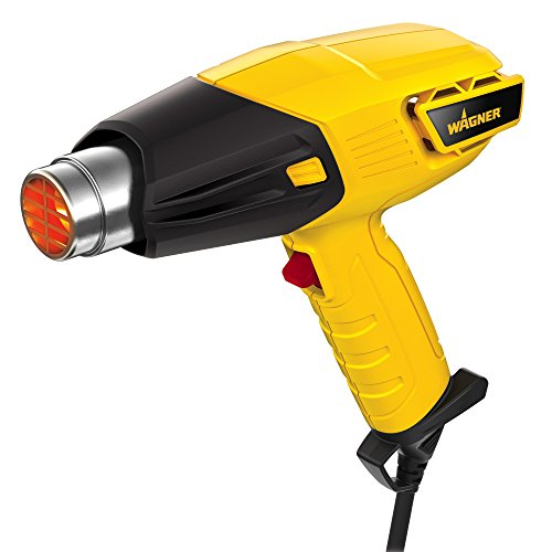 Review Of Wagner 0503059 Furno 300 Heat Gun, 750ᵒF & 1000ᵒF Heat Settings