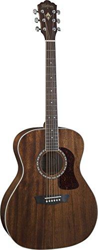 (Washburn Heritage Series HG12S Grand Auditorium Acoustic Guitar Natural)