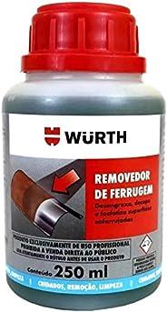 Removedor Ferrugem Oxidação Corrosão Wurth 250ml