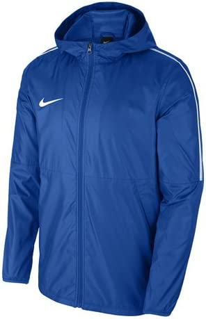 Nike Squad Sideline Men's Woven Jacket 14 Blue Royal Blue