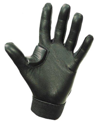 Markwort TurboSlot Hitting Gloves, Black, Youth Size (Medium) Hitting Mitts