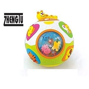 ZHENGTU Educational Toddlers Musical Ball...