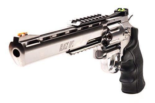 Chrome Revolver - 3