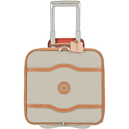Delsey Luggage Chatelet Softside 2 Wheel Business Tote, Champagne by DELSEY Paris