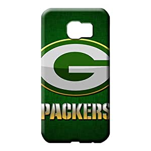 samsung galaxy s6 edge Abstact New Arrival Protective phone back shells green bay packers