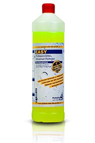 Profi-Reinigungsmittel EASY 1.000 ml   Universal-Reiniger-Konzentrat   für alle Oberflächen   tierversuchsfreies umweltfreundliches Produkt