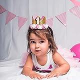 Baby Princess Tiara Crown, Baby Girls/Kids First