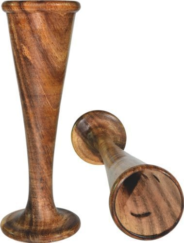 Saniversum UG Wooden Pinard Stethoscope, Beech Wood, For Midwives, Ear Trumpet
